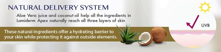 lamiderm moisturizer ingredient