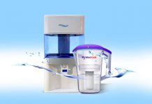 ionized water purified