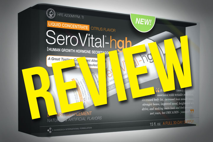 Serovital Hgh Side Effects Review Product Testimony